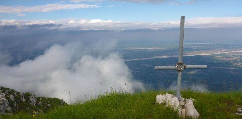 Monte Ciastelat e Pala Fontana
