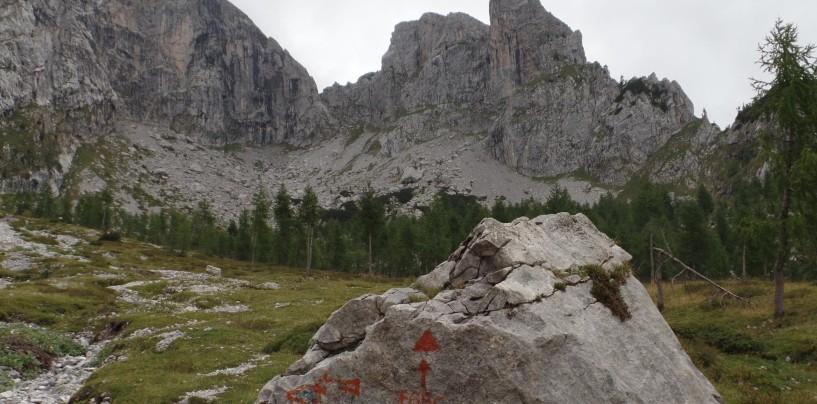 Torre Winkel – Monte Clampil (ferrata)