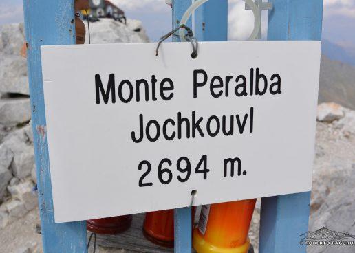 Monte Peralba (ferrata Sartor)