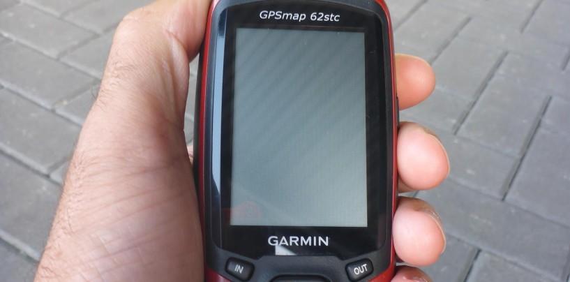Recensione Garmin GPSMAP 62 STC