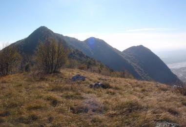 Monte Trecorni – Palantarinis – Brancot