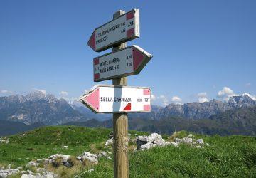 Dal monte Nische al monte Urazza