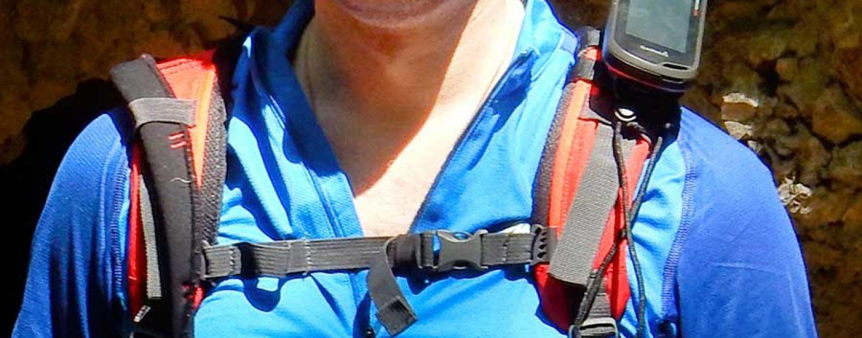 Recensione: Garmin Backpack tether
