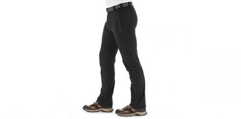 Recensione pantaloni estivi Forclaz 500