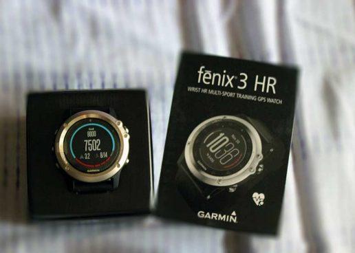 Recensione Garmin Fenix 3HR